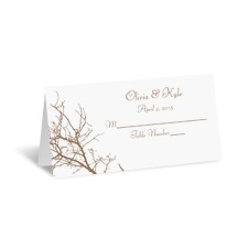 Boughs and Branches - Place Card