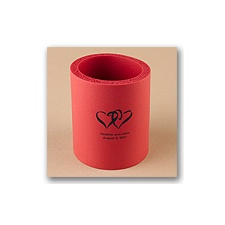 Red Koozies - Personalized