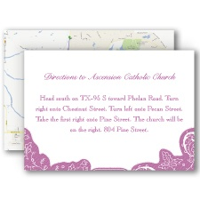 Romantic Details - Map Card