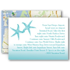 Sweet Starfish - Map Card