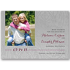 Forever Refined Save the Date