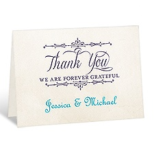 Charmed - Thank You Card