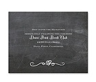Love Never Fails - Reception Card