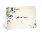 Bluebird Melody - Thank You Card
