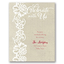 Country Details - Reception Card