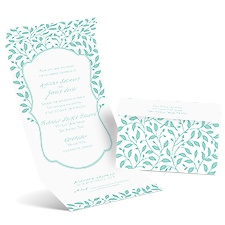 Lovebirds' Haven Seal and Send Wedding Invitation