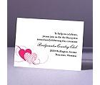 Close at Heart - Lipstick - Reception Card