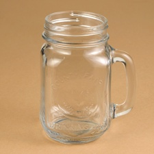 Country Fair Canning Jar Mug