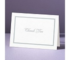 Appealing Borders - Thank You Card and Envelope