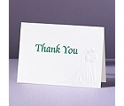 Star Gazing - Thank You Card and Envelope