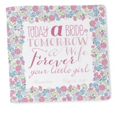 Today a Bride - Hanky