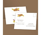 Fall Foliage - Response Postcard