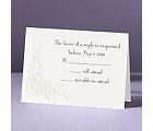 Union of Our Hearts - Response Card and Envelope