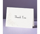 Union of Our Hearts - Thank You Card and Envelope
