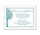 Tree Love - Accommodations Card
