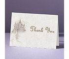 Happily Ever After - Thank You Card and Envelope
