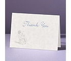 Sandy Shore - Thank You Card and Envelope