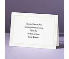 Snow White - Reception Card