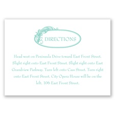 Filigree Wisps - Direction Card