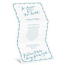 This Day Forward Wedding Invitation