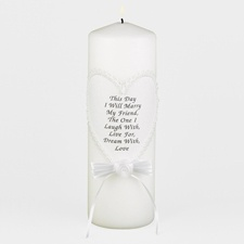 This Day... Unity Candle