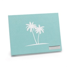 Palm Trees Guest Book
