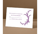 Flourish Embrace - Response Card and Envelope