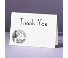 Together Forever - Thank You Card and Envelope