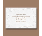 Western Fancy - Reception Card