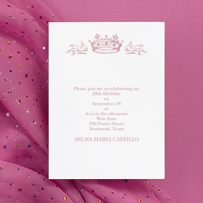 Quinceanera Poems For Invitations with best invitation example