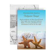 Starfish - Map Card