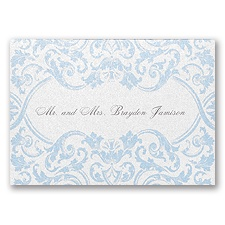 Happily Ever After - Note Card and Envelope - Cinderella