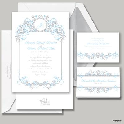 Invitation Cinderella