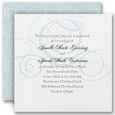 Disney Fairy Tale Fantasy Digital Wedding Invitation