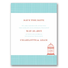 Devotion - Save the Date Card