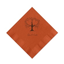 Spice Cocktail Napkin