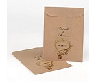 Vintage Birds - Kraft Favor Bags