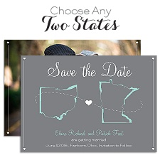 State Your Love Save the Date