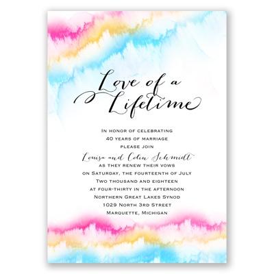 Wedding Renewal Invitations as amazing invitation layout
