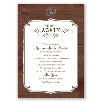 Western Wedding Invites was nice invitations layout