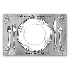 Antique Setting Placemats