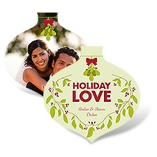 Holiday Love - Photo Holiday Card