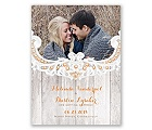 Country Affair - Save the Date Card