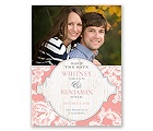 Lace Love - Save the Date Card