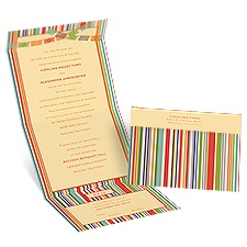 Papel Bonito - Seal and Send Invitation
