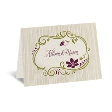 Disney - Natural Beauty Note Card - Anna