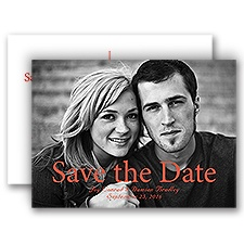 One Love Save the Date
