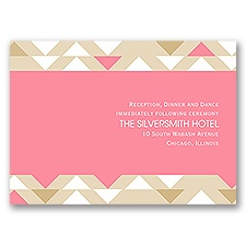 Contempo - Reception Card