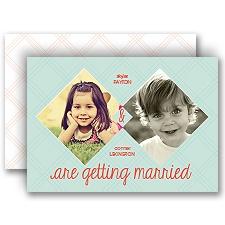 Diamond Days - Engagement Party Invitation