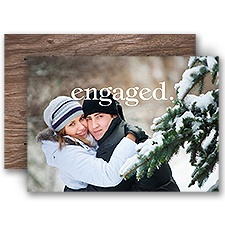 Love Ingrained - Engagement Party Invitation
